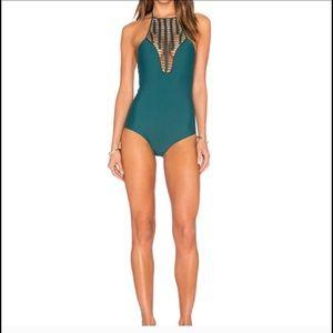Acacia Seaweed Teahupoʻo 1 piece suit